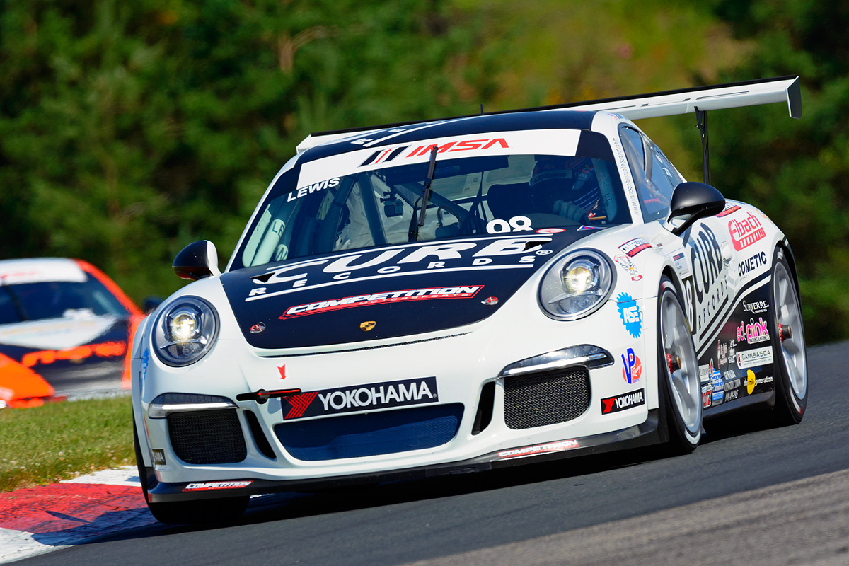 Competition motorsports continues podium streak in canada for Watkins motor lines tracking