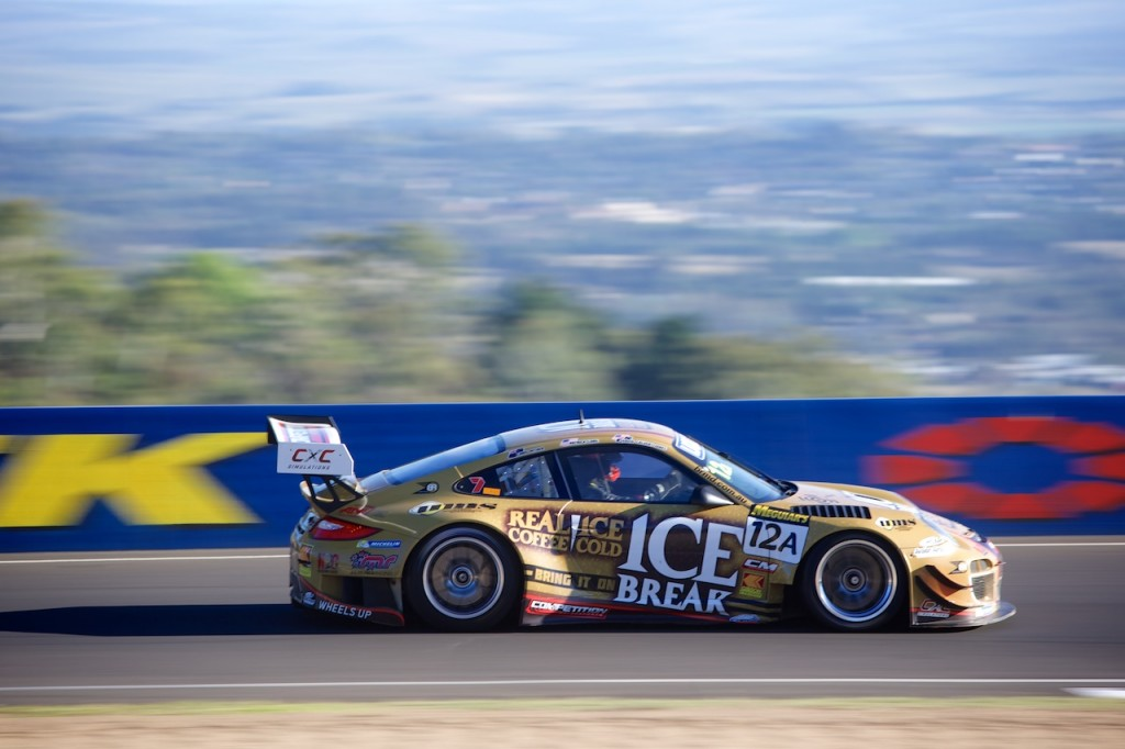 The MR run Ice Break Competition Motorsports campaign has finished the Liqui-Moly Bathurst 12 Hour in a highly commendable 11th place
